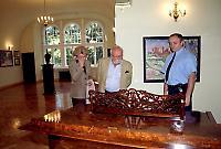 Krzysztof Penderecki w muzeum